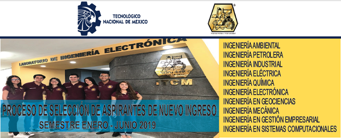 Convocatoria Licenciatura 2019-1