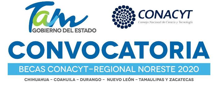 BECAS CONACYT-REGIONAL NORESTE 2020