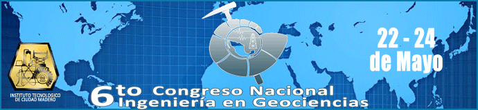 6to Congreso IGeo