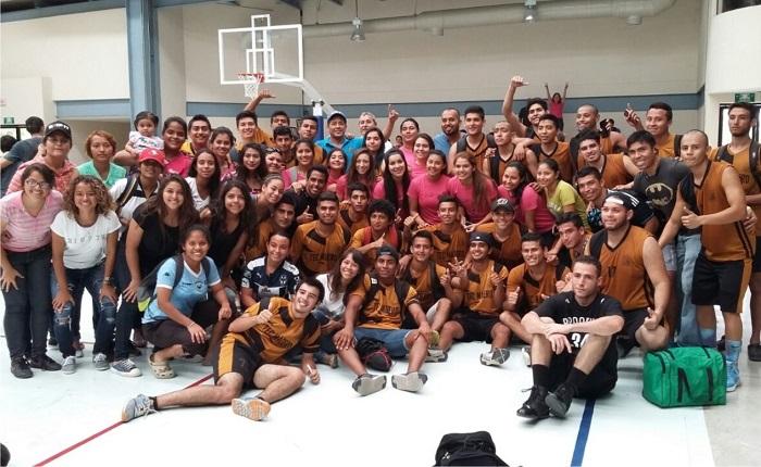 Leopardos Campeones en el Prenacional